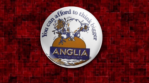 Anglia Building Society Badge