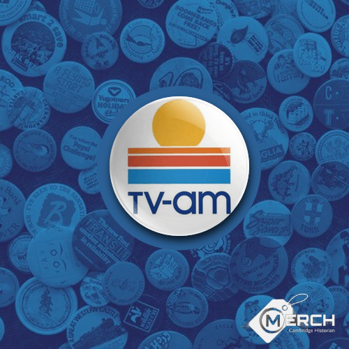 TV-am Badge