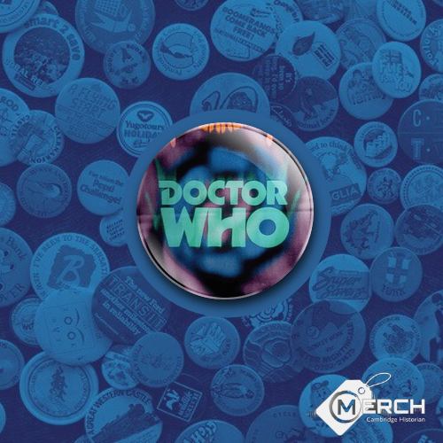 Doctor Who Badges