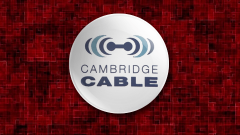 Cambridge Cable Badge