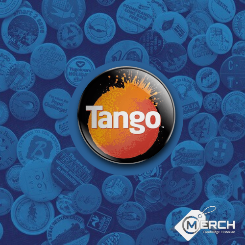 Orange Tango Badge