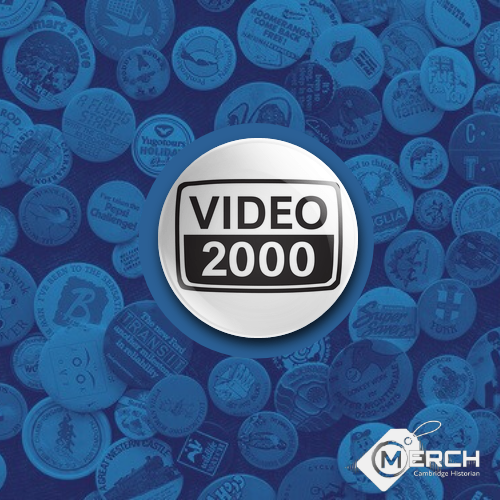 Video 2000 Badge