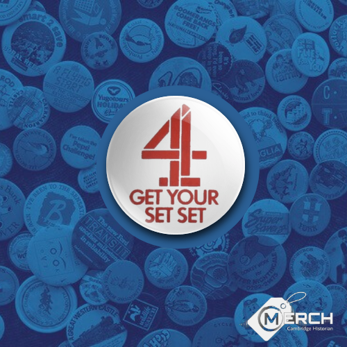 Channel 4 Launch Badge