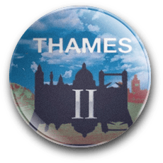 Thames TV Two Badge