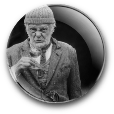 Last of the Summer Wine Compo Badge