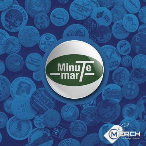 Minute Mart Badge