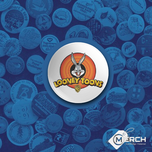 Mandela Effect Set: Looney Toons Badge