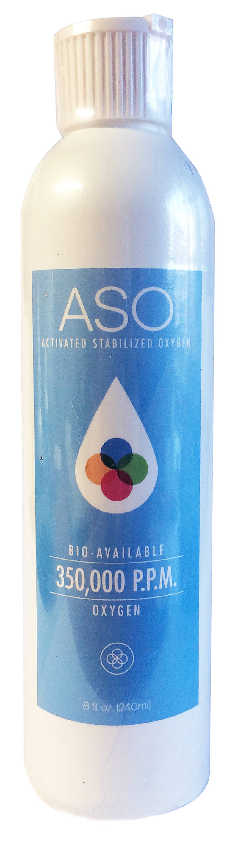 ASO - Activated Stabilized Oxygen 240 ml