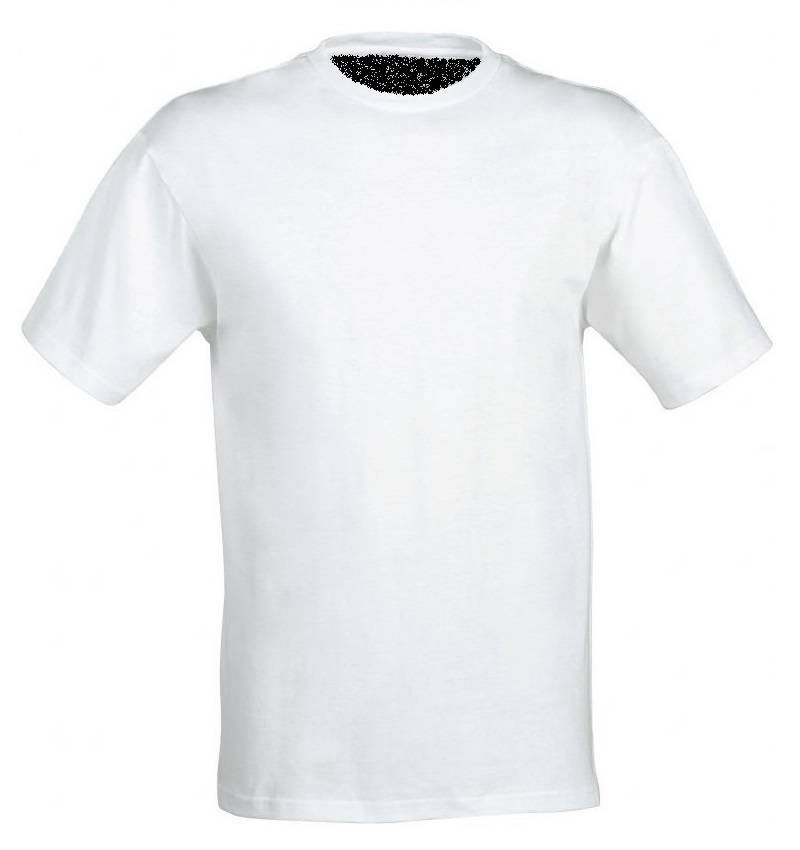 Tee shirt blanc CCP-MC anti coupure VBR-Belgium Large