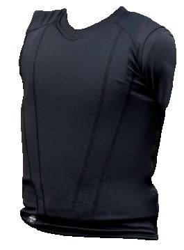 Engarde tee shirt pare-balles FLEX PRO noir 3A Large