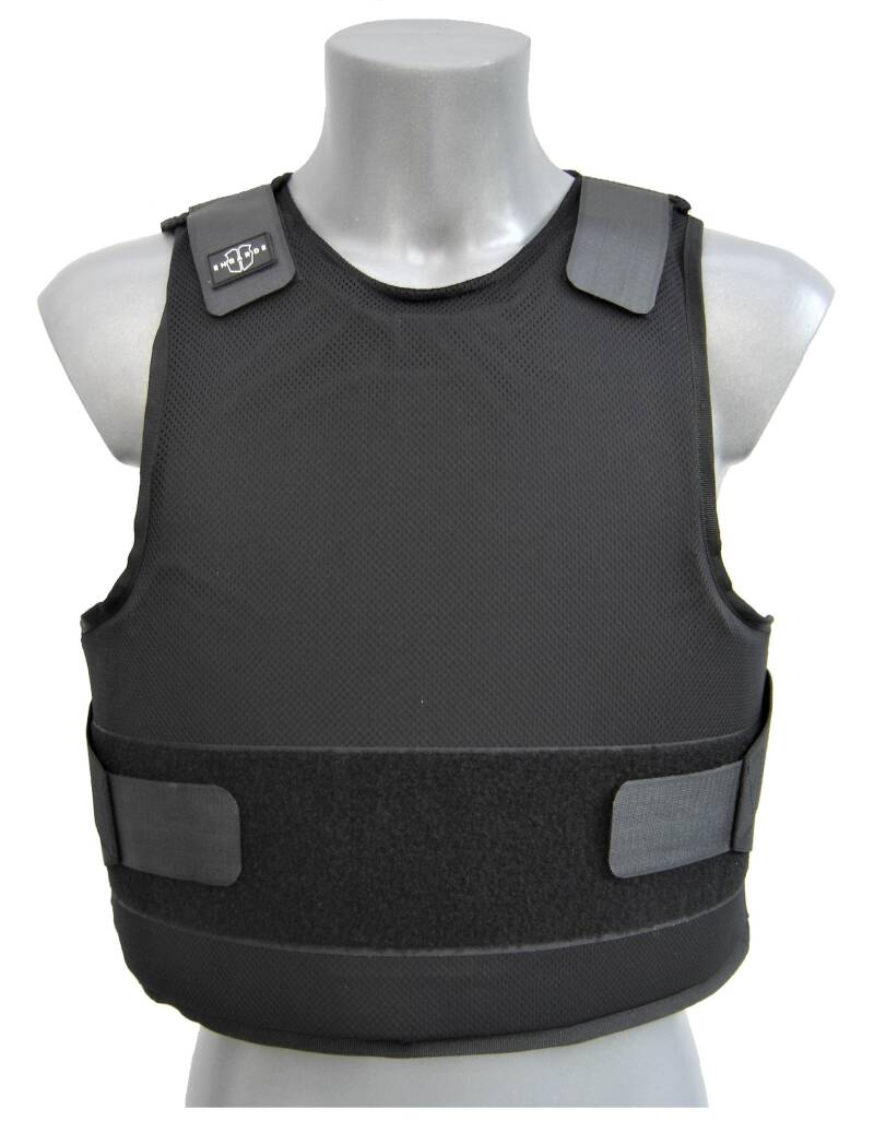 Deluxe noir NIJ-II COMFORT Engarde Medium