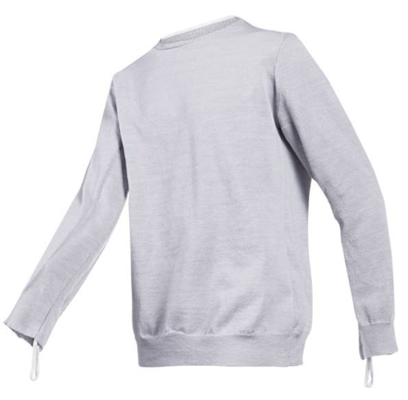 Torskin tee shirt double couche anti coupure gris Large