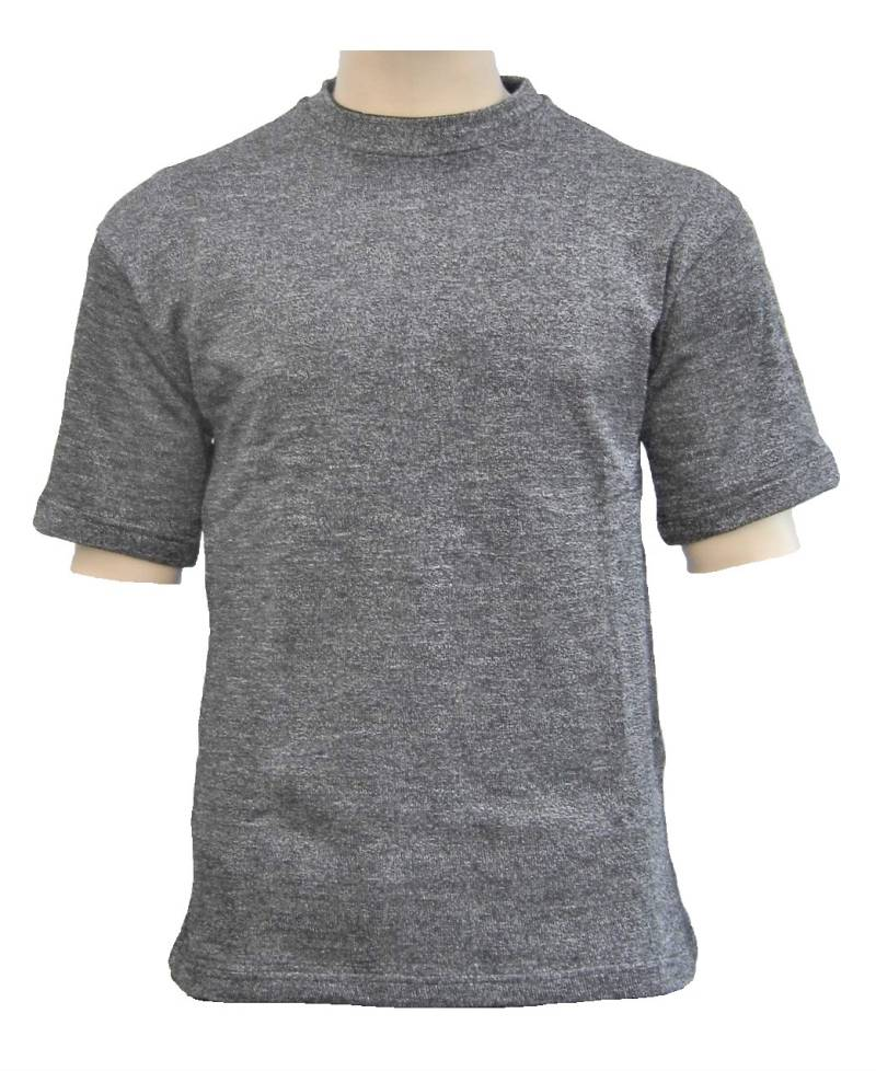 Tee shirt gris CC-MC anti coupure VBR-Belgium / Small