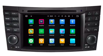 """Hualingan 7"""" Head Unit Android With Dvd [PRO000601]"""