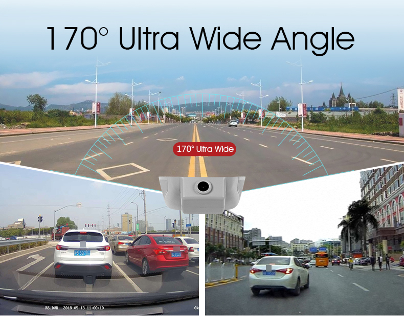 DMP Dash Cam Integrated In Rearview Mirror [PRO000407]