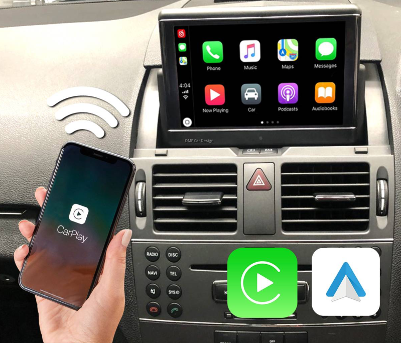 DMP Wireless Carplay / Wired Android Auto Module [PRO000402]