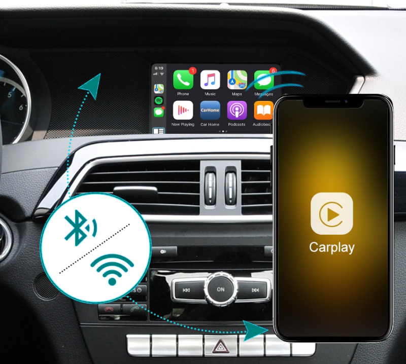 CarPlay / Android Auto Group Purchase Deposit