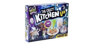 the crazy kitchen lab science set