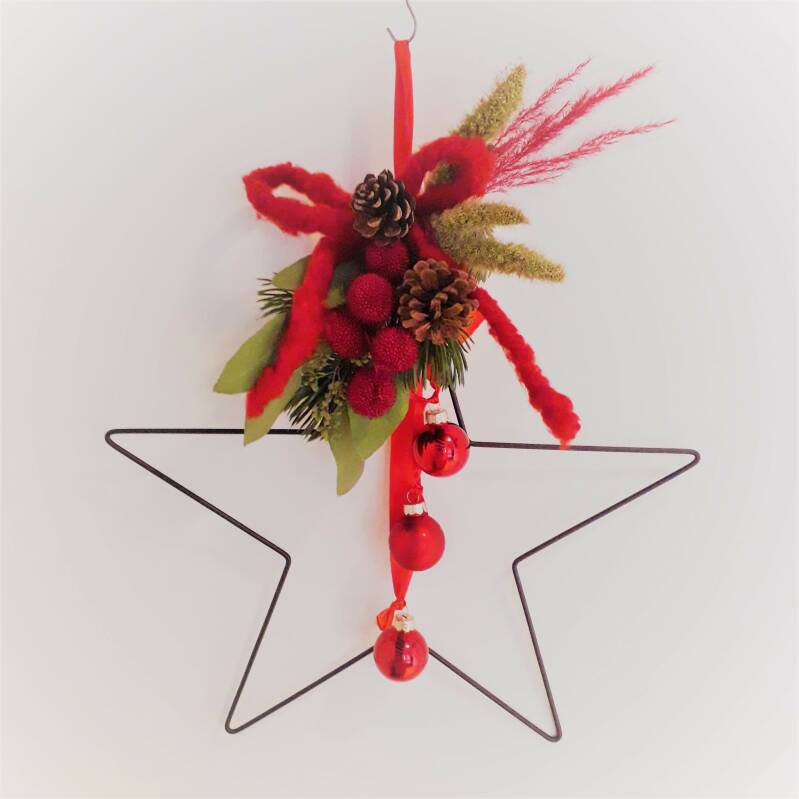 DIY- Christmas star