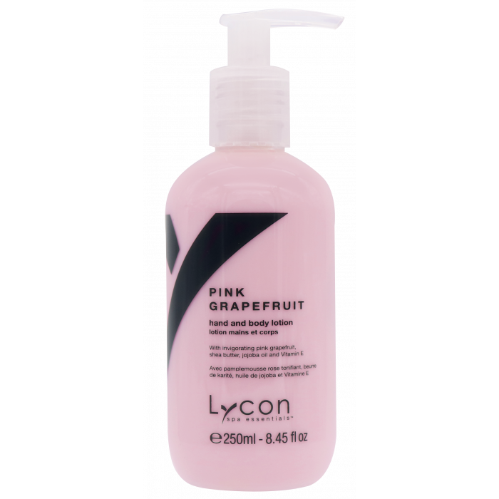 Lycon Hand & Body Lotion Pink Grapefruit