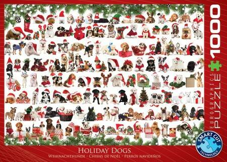 Holiday Dogs (kerst/ christmas)