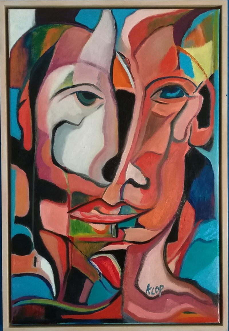 Man and Mask