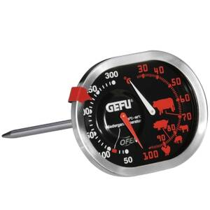 """Braad- en oventhermometer 3 in 1 """"messimo"""""""