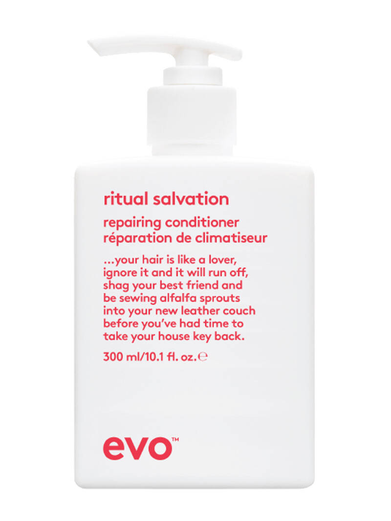 Ritual salvation conditioner