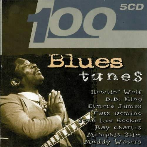 100 Blues Tunes (5 CD)
