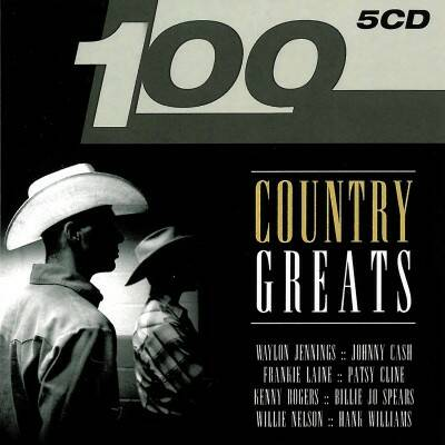 100 Country Greats (5 CD)
