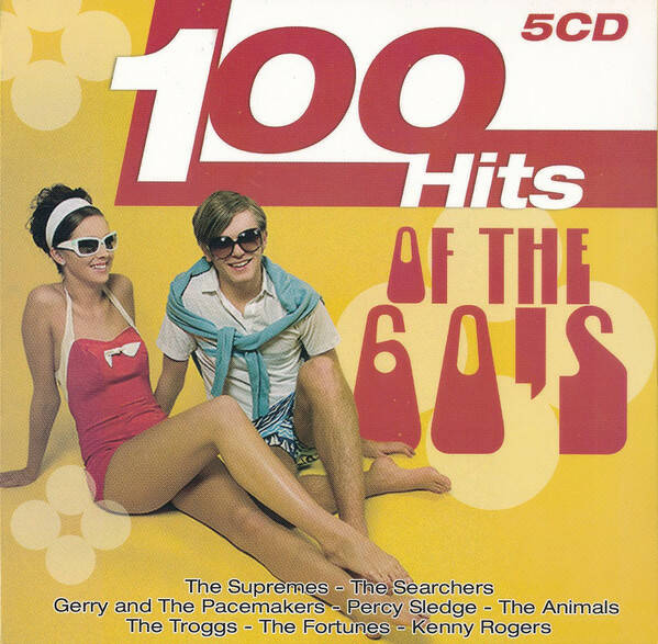 100 Hits Of The 60's (5 CD)