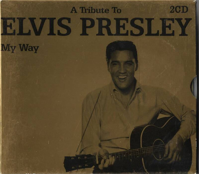 A Tribute to Elvis Presley (Gold Box)