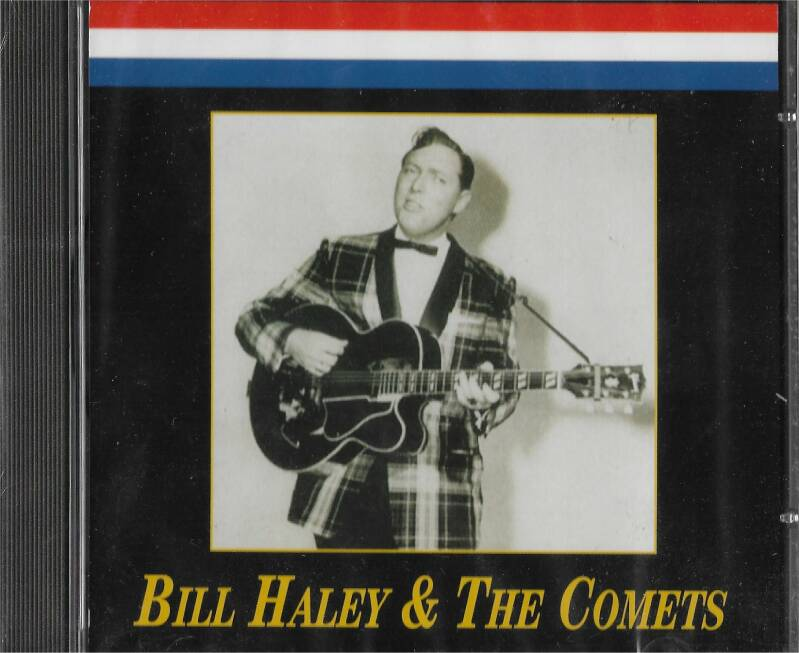 Bill Haley And His Comets – The Magic Collection