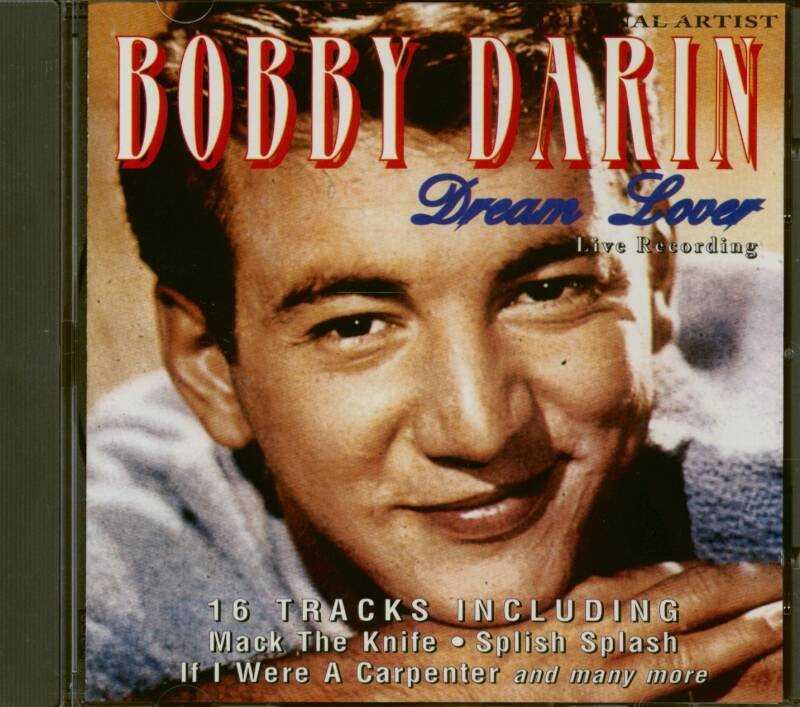 Bobby Darin ‎– Dream Lover