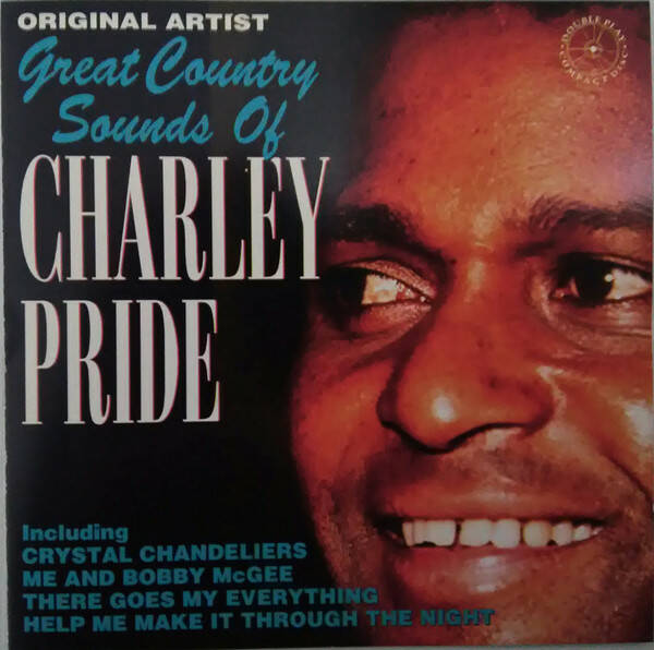 Charley Pride ‎– Great Country Sounds Of Charley Pride