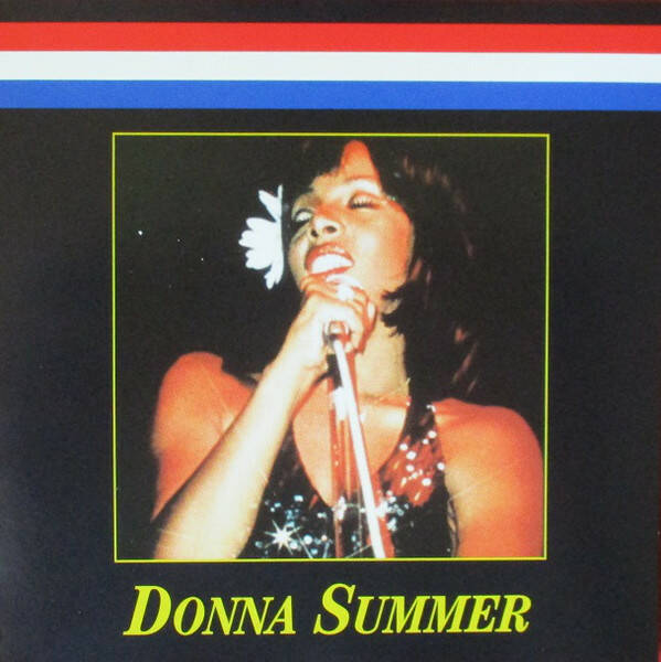 Donna Summer ‎– The Magic Collection