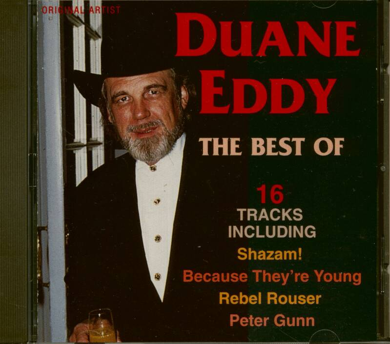 Duane Eddy - The Best Of