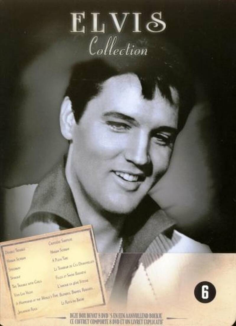 Elvis Presley Collection (in tinnen box)