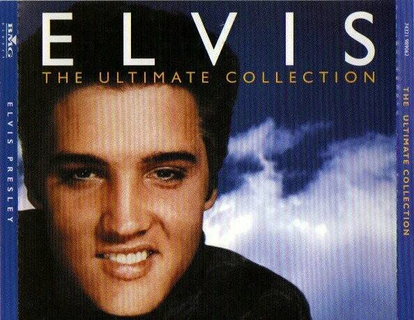 Elvis Presley  – The Ultimate Collection (4 CD)