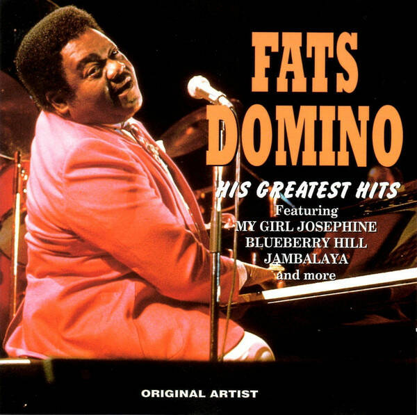 Fats Domino ‎– His Greatest Hits