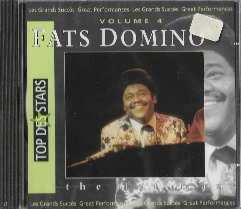 Fats Domino – The Fat Man