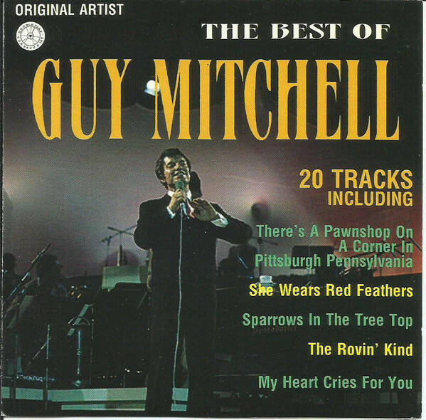 Guy Mitchell ‎– The Best Of