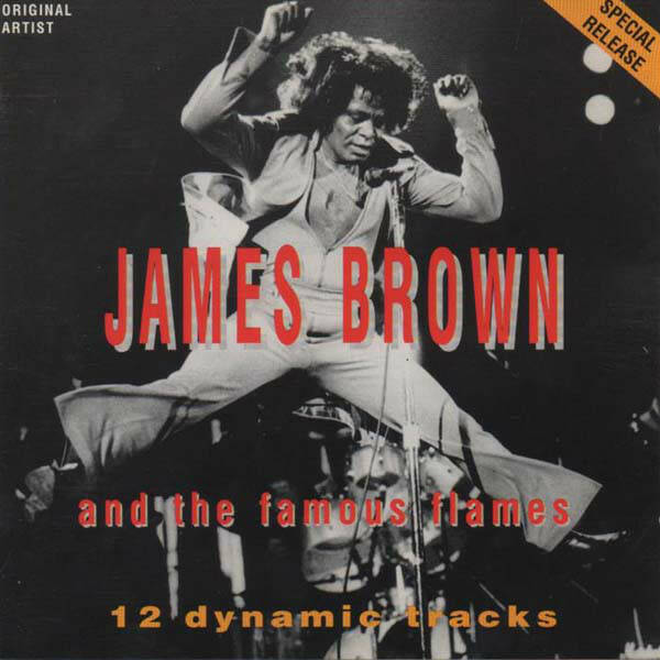 James Brown And The Famous Flames ‎– 12 Dynamic Tracks