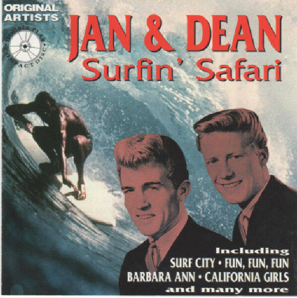 Jan & Dean – Surfin' Safari