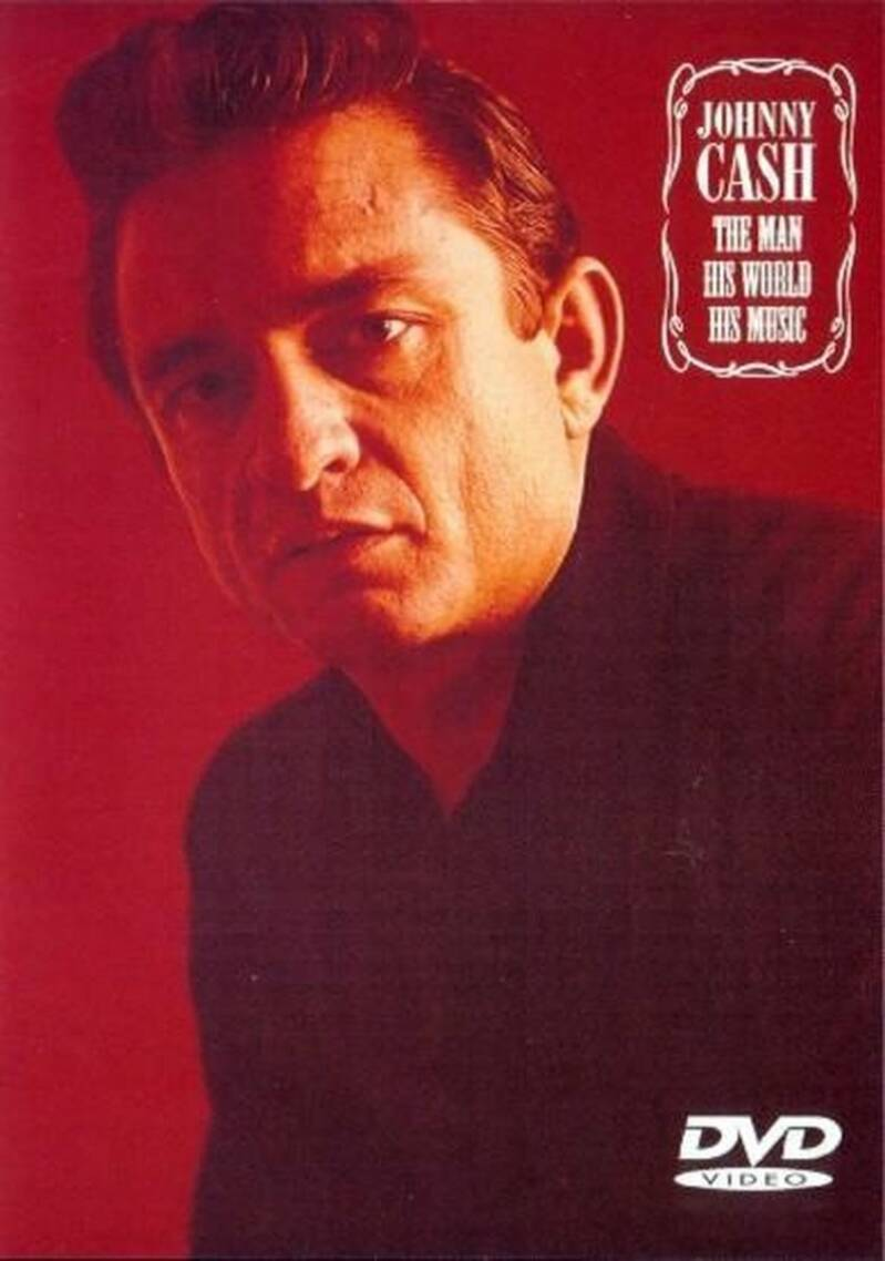 Johnny Cash - The Man, The World, His Music