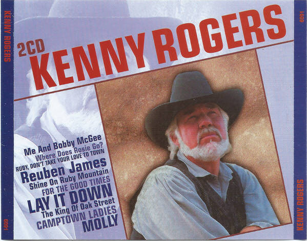 Kenny Rogers – Kenny Rogers (2 CD)