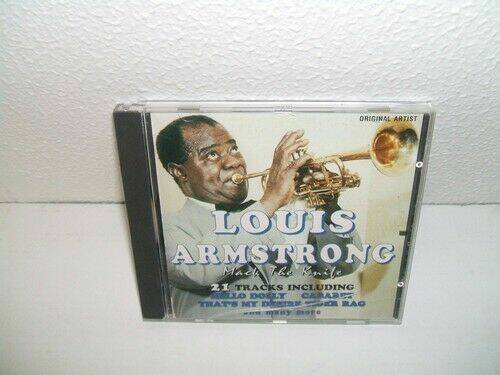 Louis Armstrong - Mack the knife - 21 tracks