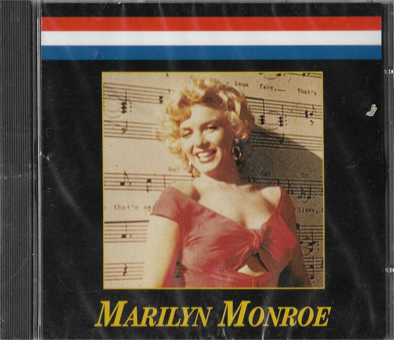 Marilyn Monroe ‎– The Magic Collection