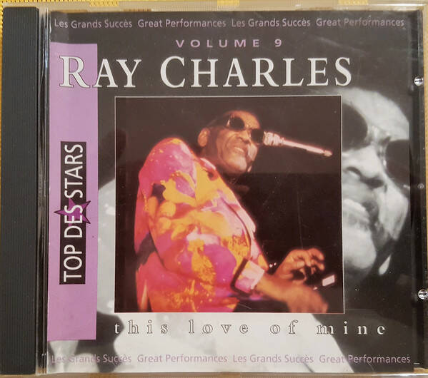 Ray Charles ‎– This Love Of Mine