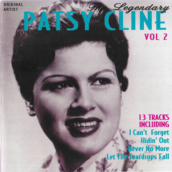 Patsy Cline - The Legendary - Volume 2